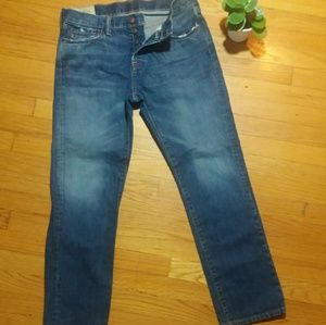 Other - Abercrombie & Fitch 30 x 31 Slim Straight